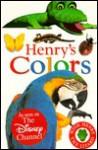 Henry Board Books: Henry's Colors - Deni Bown