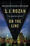 On the Line: A Bill Smith/Lydia Chin Novel (Audio) - S.J. Rozan, William Dufris
