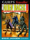 GURPS Traveller Alien Races 2: Aslan, K'Kree, and Other Races Rimward of the Imperium - Andrew Slack, David Thomas, David L. Pulver
