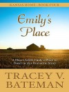 Emily's Place: A Heart Adrift Finds a Place to Dwell in This Romantic Story - Tracey Bateman