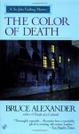 The Color of Death - Bruce Alexander