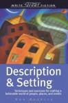 Description & Setting - Ron Rozelle
