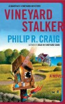 Vineyard Stalker - Philip R. Craig