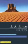 Edge Of Evil - J.A. Jance