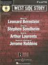 West Side Story for Flute: Instrumental Play-Along Book/CD Pack (Other Format) - Leonard Bernstein