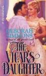 The Vicar's Daughter - Deborah Simmons