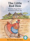 The Little Red Hen - Margie Orford, Karen Lilje