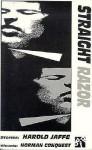 Straight Razor - Harold Jaffe