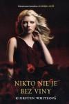 Nikto nie je bez viny (Zlodejka duší, #2) - Kiersten White