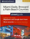 Miami (Dade/Broward/Palm Beach), Florida Atlas - Rand McNally