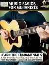 Music Basics for Guitarists: Learn the Fundamentals of Music Theory, Chord Progressions, Scales, Notation, and More [With CD (Audio)] - Hal Leonard Publishing Company