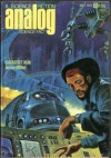 Analog Science Fiction and Fact, 1974 May (Volume XCIII, No. 3) - George R.R. Martin, Ben Bova, Lloyd Biggle Jr., Herbie Brennan, Stephen Robinett, John T. Phillifent, Jesse Miller, Eric Burgess, Joe Allred