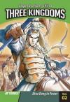 Three Kingdoms Volume 2: The Family Plot (Three Kingdoms, #2) - Wei Dong Chen, Xiao Long Liang