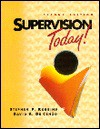 Supervision Today! - Stephen P. Robbins, David A. DeCenzo
