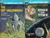 Edge of Time/The 100th Millennium - Donald A. Wollheim, John Brunner, David Grinnell