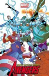 Marvel Universe Avengers Earth's Mightiest Heroes Volume 4 - Chris Eliopoulos