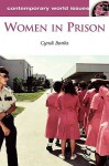 Women in Prison: A Reference Handbook - Cyndi Banks, Mildred Vasan