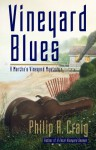 Vineyard Blues - Philip R. Craig