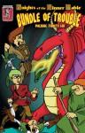 Knights Of The Dinner Table: Bundle Of Trouble, Vol. 36 - Jolly R. Blackburn, Brian Jelke, Steve Johansson, David S. Kenzer