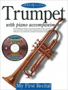 Solo Plus - My First Recital: For Trumpet - David Pearl, Hal Leonard Publishing Corporation