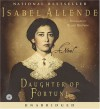 Daughter of Fortune - Blair Brown, Isabel Allende