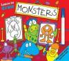 Learn to Draw: Monsters - Simon Abbott