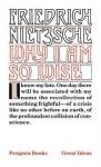 Why I Am So Wise - Friedrich Nietzsche, R J Hollingdale