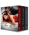 Carmen's New York Romance Trilogy - Nikki Sex