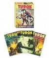 Turok Trading Cards - Pete Von Sholly