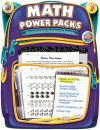 Math Power Packs, Grade 2: Reproducible Homework Packets - Frank Schaffer Publications, Frank Schaffer Publications