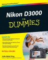Nikon D3000 For Dummies - Julie Adair King
