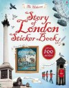 Story of London Sticker Book - Rob Lloyd Jones