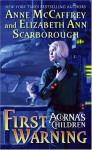 First Warning - Anne McCaffrey, Elizabeth A Scarborough