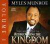 Rediscovering the Kingdom Volume 1 - Myles Munroe
