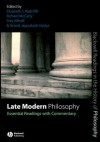 Late Modern Philosophy: Essential Readings with Commentary - Elizabeth Schmidt Radcliffe, Richard McCarty, Fritz Allhoff