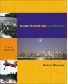 News Reporting and Writing - Melvin Mencher