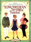 Historical Sticker Dolly Dressing Edwardian & 1920s Fashion (Usborne Historical Sticker Dolly Dressing) - Emily Bone, Simona Bursi