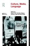 Culture, Media, Language - Stuart Hall, Dorothy Hobson, Andrew Lowe, Paul Willis