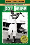 Jackie Robinson: Legends in Sports - Matt Christopher, Glenn Stout