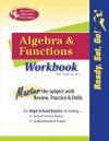 REA's Ready, Set, Go! Algebra and Functions Workbook - Mel Friedman