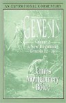 Genesis: A New Beginning (Genesis 12-36), Volume 2 - James Montgomery Boice