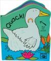 Noisy Pops: Quack!: Noisy Pops! - Tango Books, Simon Abbott