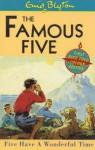 Five Have A Wonderful Time - Enid Blyton, Eileen A. Soper