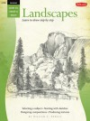 Drawing: Landscapes with William F. Powell: Learn to paint step by step - William F. Powell
