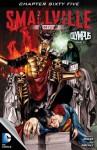 Smallville: Olympus, Part 8 - Bryan Q. Miller, Jorge Jimenez, Carrie Strachan, Cat Staggs