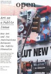 Art as a Public Issue - Chantal Mouffe, Jorinde Seijdel