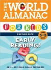 The World Almanac for Kids Puzzler Deck: Early Reading - Lynn Brunelle