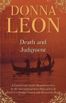 Death and Judgment: A Commissario Guido Brunetti Mystery - Donna Leon