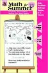 Math for Summer: Grades 2-3 - Jo Ellen Moore