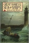 Great Stories of the Sea and Ships - N. Wyeth, Peter Hurd